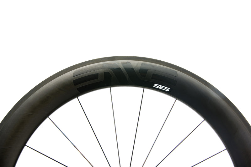 ENVE SES 7.8 PowerTap Carbon Clincher 700c Wheelset cockpit