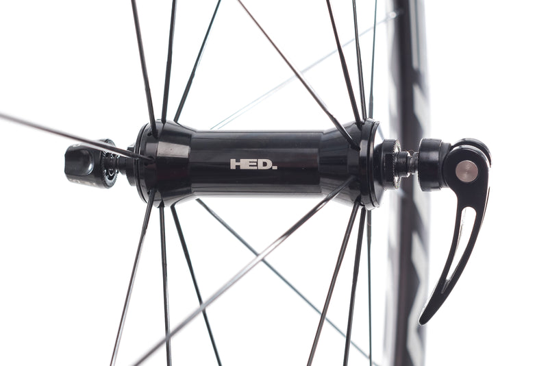 HED Ardennes+ Alloy Clincher 700c Wheelset sticker