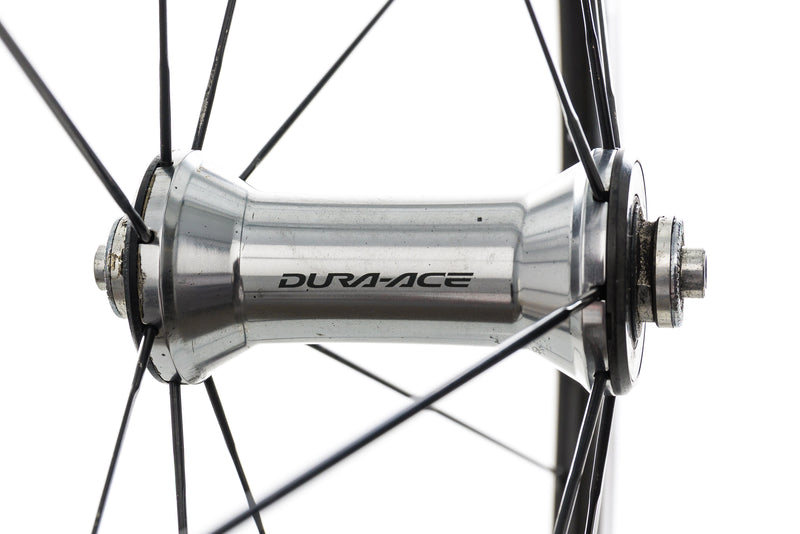 Shimano Dura-Ace WH-7900-C50 Carbon Clincher 700c Front Wheel sticker