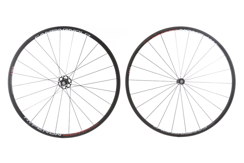 Campagnolo Hyperon Ultra Two Carbon Clincher 700c Wheelset non-drive side