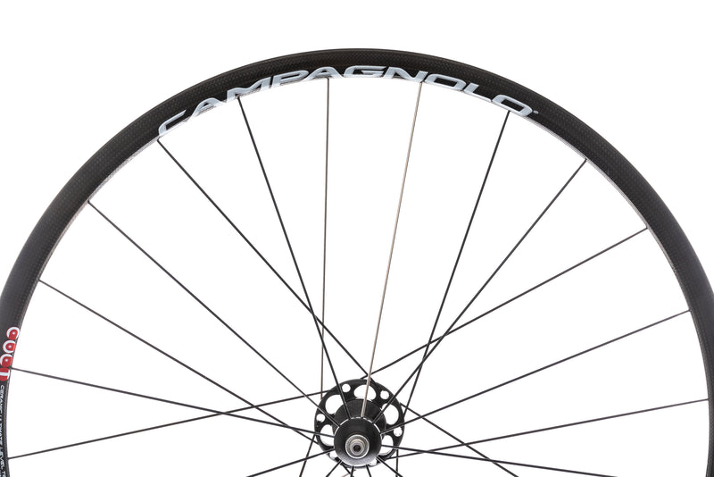 Campagnolo Hyperon Ultra Two Carbon Clincher 700c Wheelset detail 1