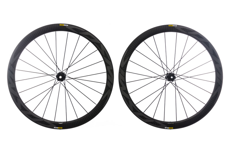 Mavic Cosmic Pro Carbon Disc Carbon Clincher 700c Wheelset non-drive side