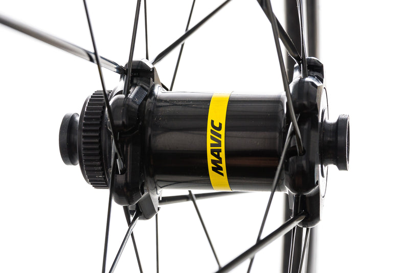 Mavic Cosmic Pro Carbon Disc Carbon Clincher 700c Wheelset sticker