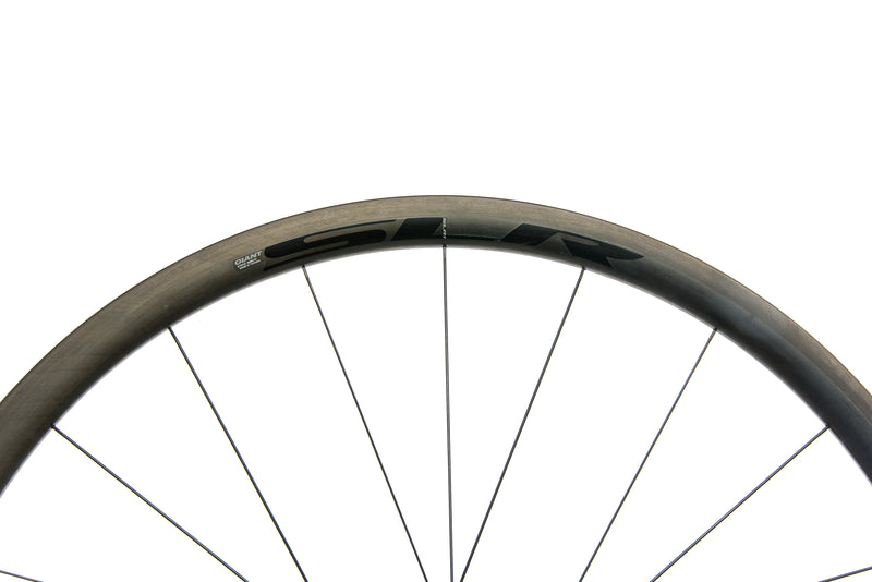 Giant SLR 1 30mm Carbon Clincher 700c Rear Wheel front wheel