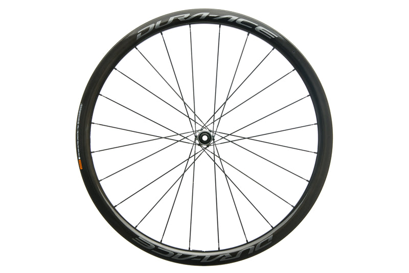 Shimano Dura-Ace WH-R9170-C40-TL-F12 Carbon Tubeless Front Wheel drive side