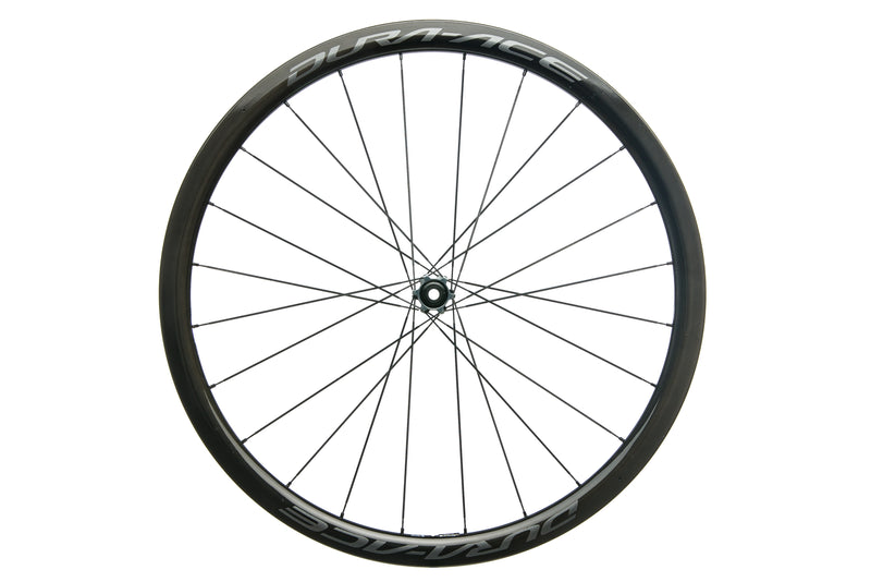 Shimano Dura-Ace WH-R9170-C40-TL-F12 Carbon Tubeless Front Wheel non-drive side