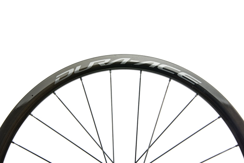 Shimano Dura-Ace WH-R9170-C40-TL-F12 Carbon Tubeless Front Wheel front wheel
