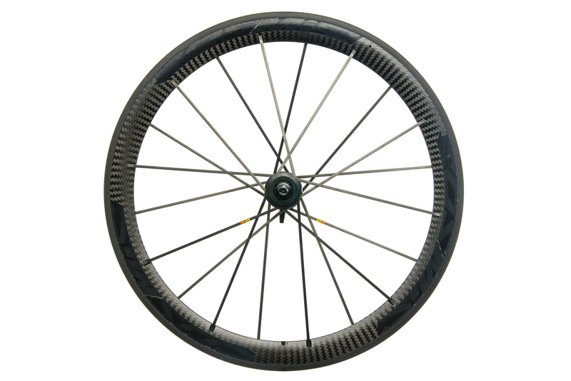 Mavic Cosmic Carbone SLR Carbon Clincher 700c Front Wheel drive side