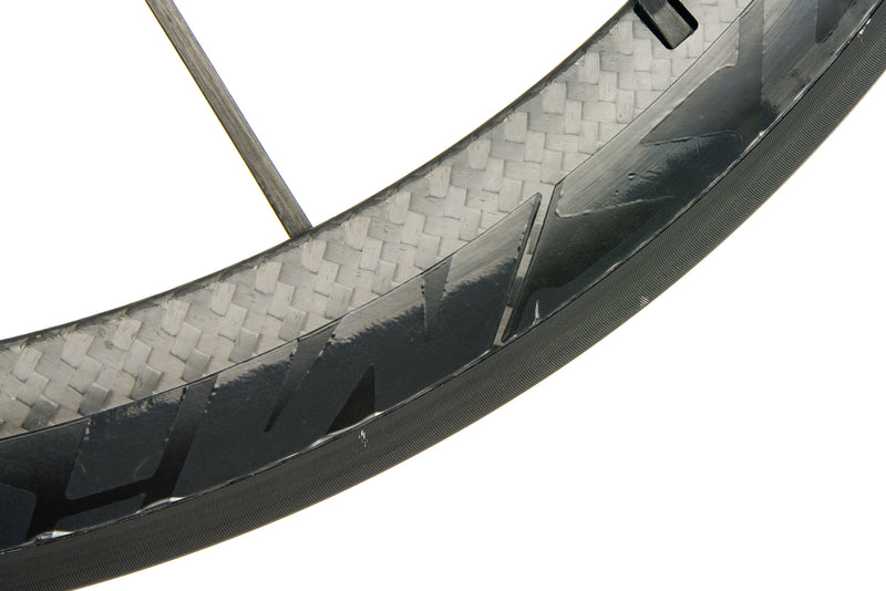 Mavic Cosmic Carbone SLR Carbon Clincher 700c Front Wheel cockpit