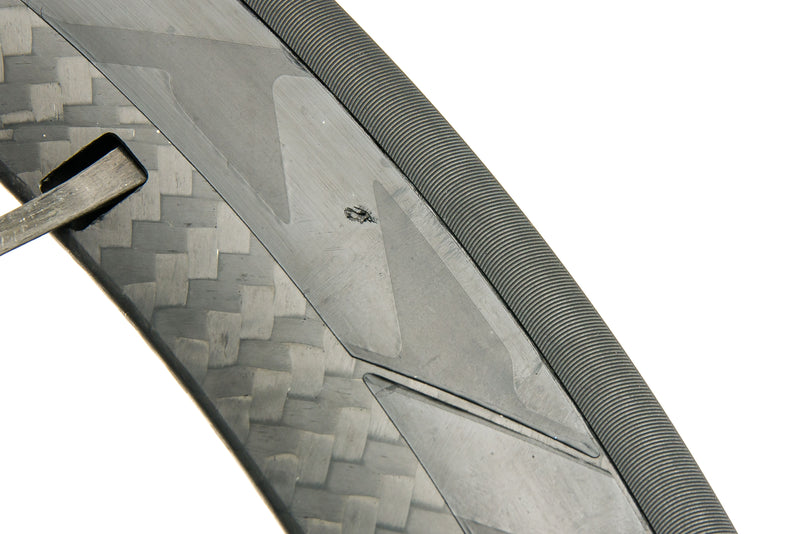 Mavic Cosmic Carbone SLR Carbon Clincher 700c Front Wheel detail 3