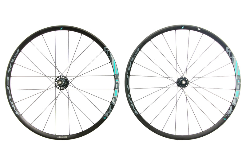 Fulcrum Racing 6 DB Aluminum Tubeless 700c Wheelset drive side