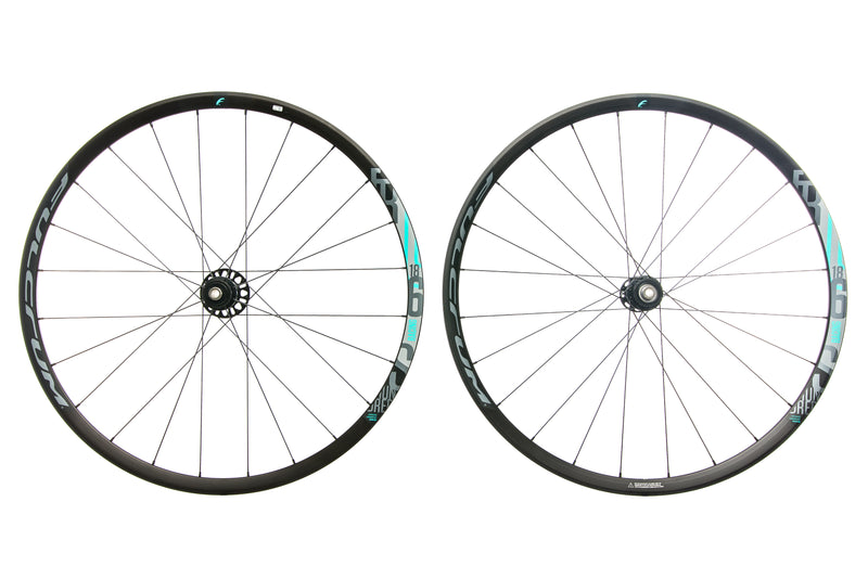 Fulcrum Racing 6 DB Aluminum Tubeless 700c Wheelset non-drive side