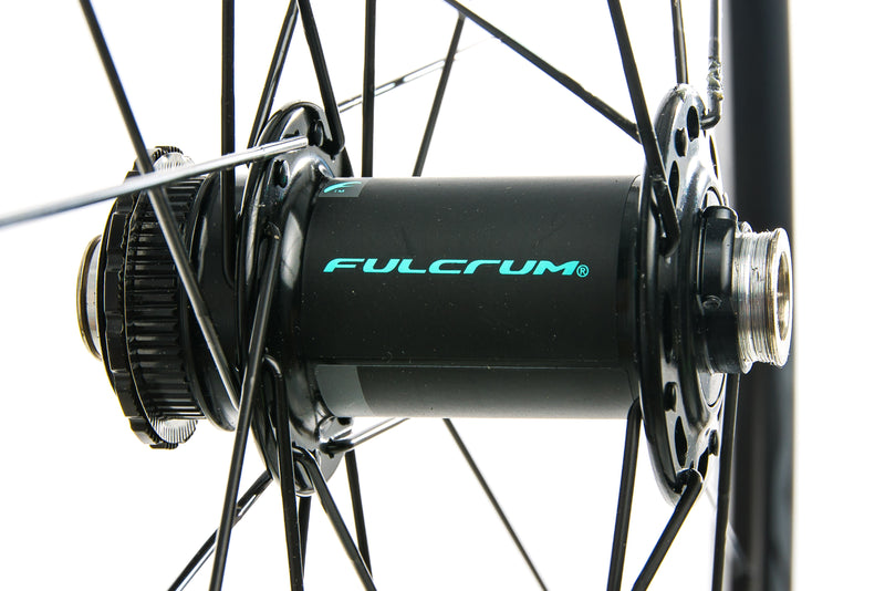 Fulcrum Racing 6 DB Aluminum Tubeless 700c Wheelset sticker