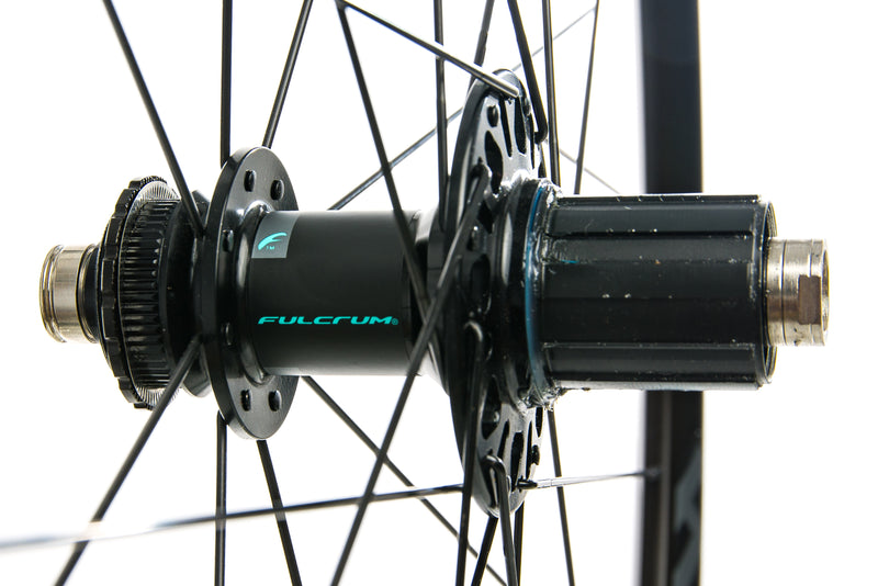 Fulcrum Racing 6 DB Aluminum Tubeless 700c Wheelset drivetrain