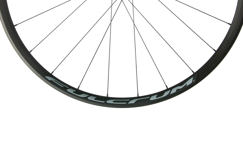 Fulcrum Racing 6 DB Aluminum Tubeless 700c Wheelset cockpit