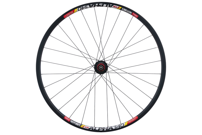 Stan's NoTubes ZTR Alpha 340 Alloy Tubeless 700c Rear Wheel drive side