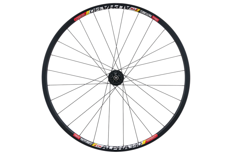 Stan's NoTubes ZTR Alpha 340 Alloy Tubeless 700c Rear Wheel non-drive side