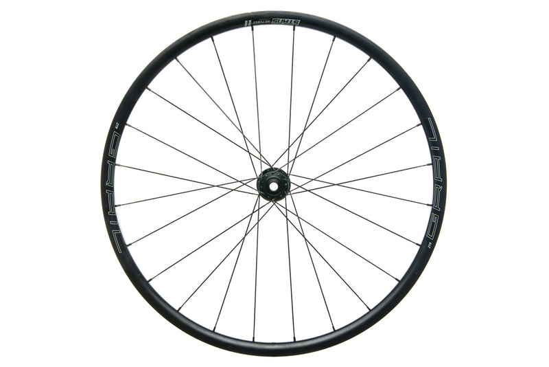 Stan's NoTubes Grail Aluminum Tubeless 700c Front Wheel drive side