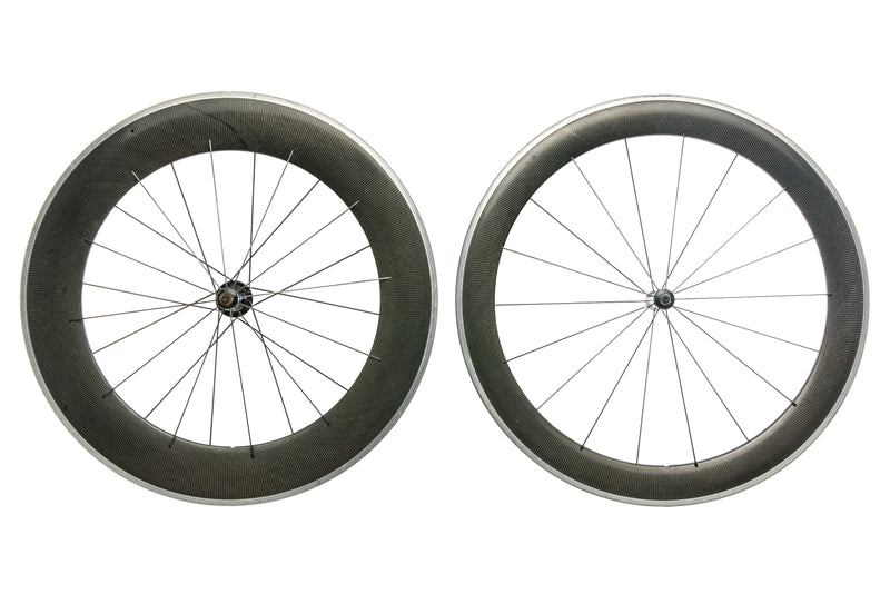 HED Je 6 / 9 Carbon Clincher 700c Wheelset non-drive side