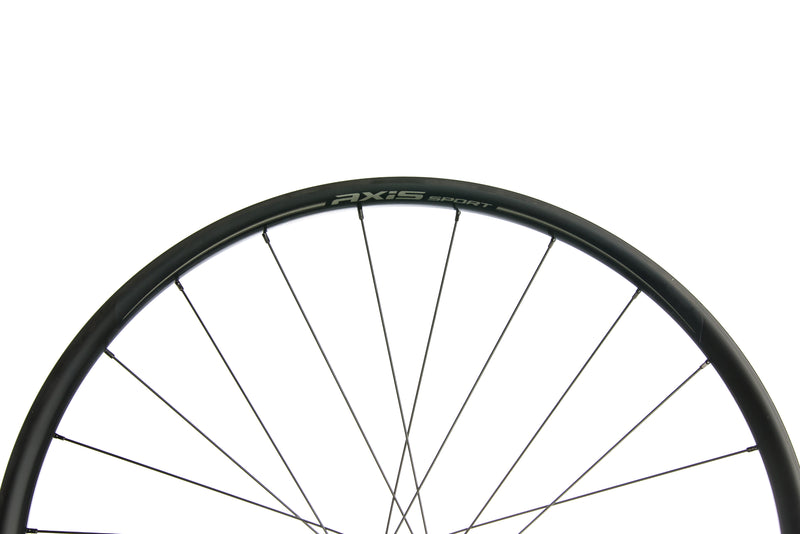 Specialized Axis Sport Disc Alloy Clincher 700c Wheelset cockpit