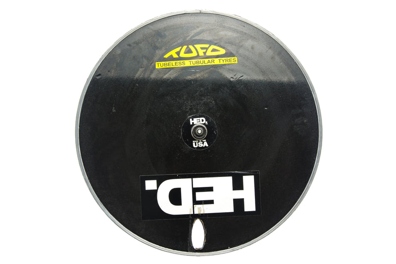 HED Disc Carbon Tubular 700c Rear Wheel non-drive side