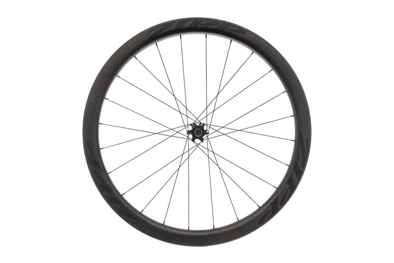 Zipp 303 Firecrest Disc Carbon Clincher 700c Front Wheel non-drive side
