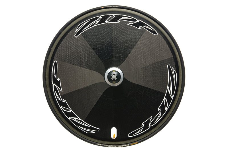 Zipp Super-9 Disc PowerTap SL+ Carbon Tubular 700c non-drive side