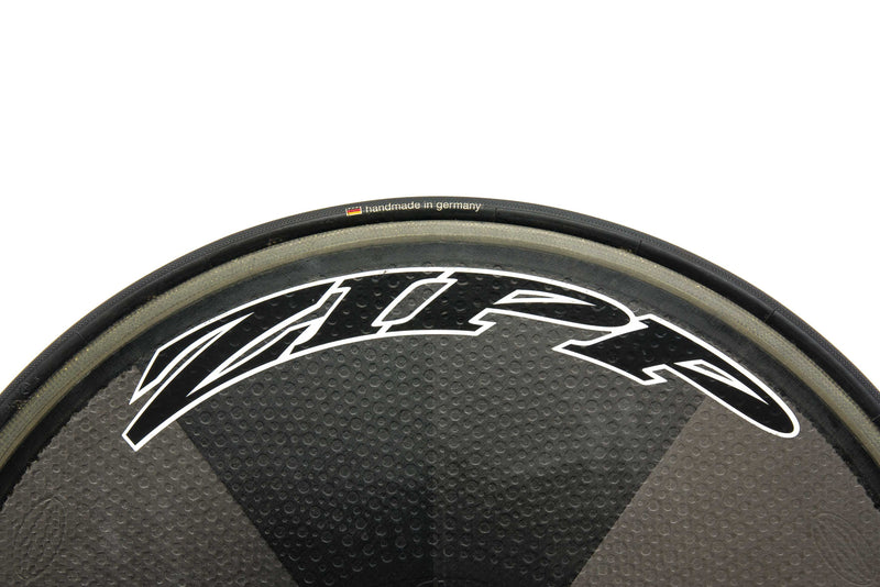 Zipp Super-9 Disc PowerTap SL+ Carbon Tubular 700c cockpit