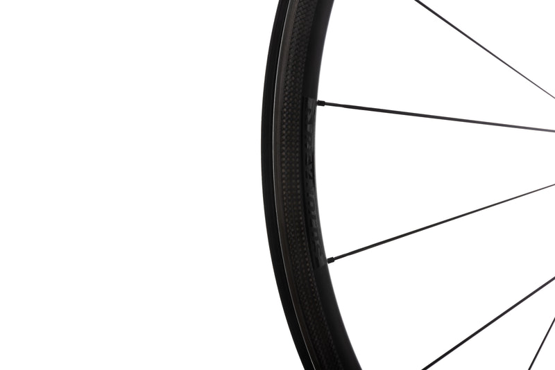Reynolds Attack Carbon Clincher  700c Front Wheel drivetrain