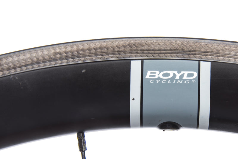 Boyd 44mm Carbon Clincher 700c Wheelset crank