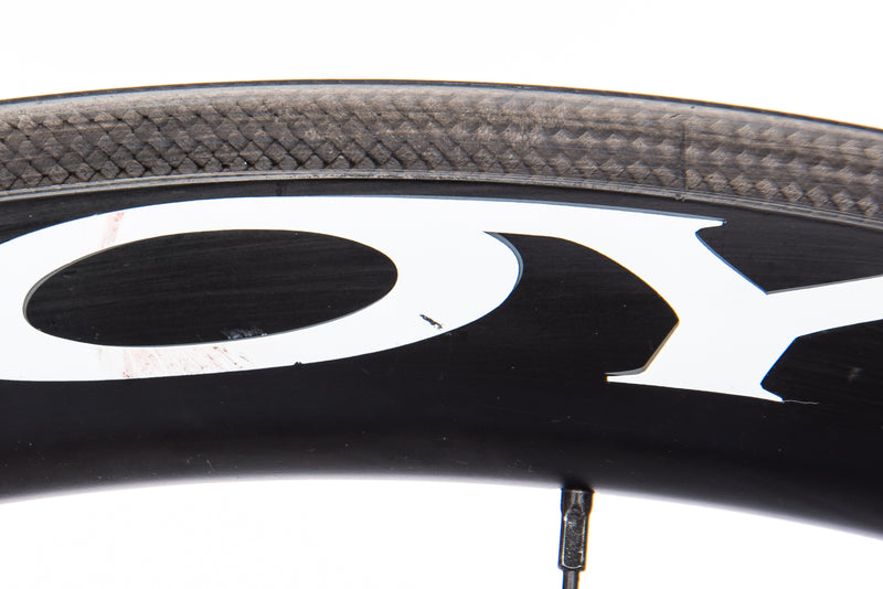 Boyd 44mm Carbon Clincher 700c Wheelset detail 1