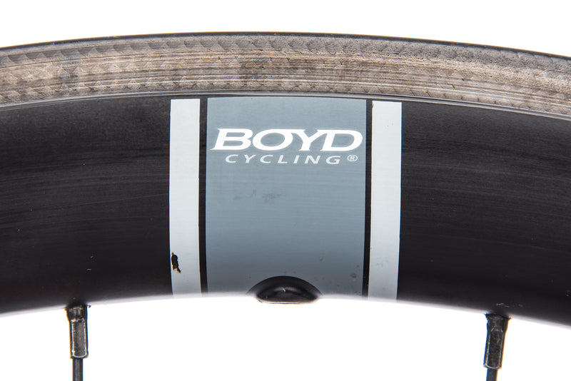 Boyd 44mm Carbon Clincher 700c Wheelset detail 3