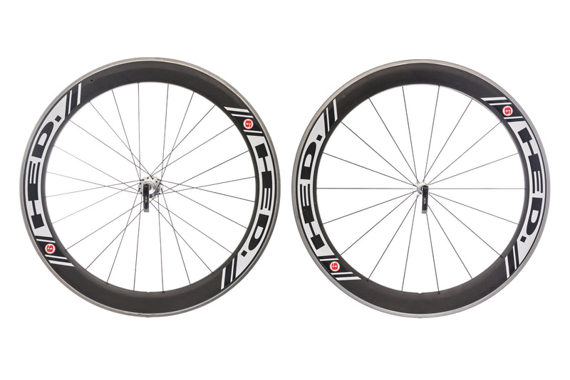 HED Jet 6 Carbon Clincher 700c Wheelset non-drive side