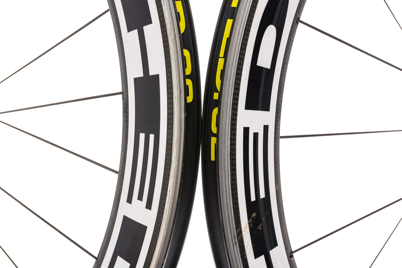 HED Jet 6 Carbon Clincher 700c Wheelset front wheel