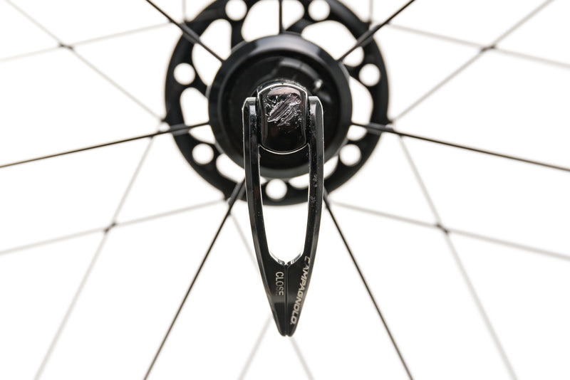 Campagnolo Bora WTO 60 Carbon Clincher 700c Wheelset detail 1