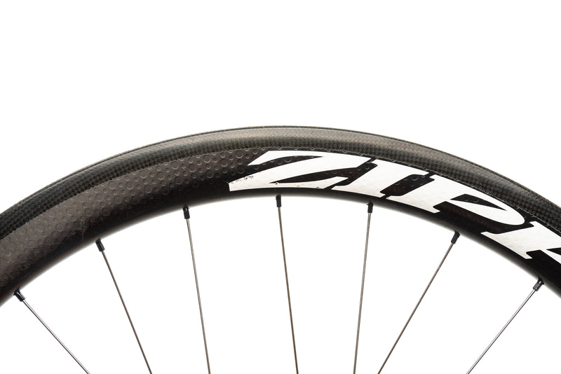 Zipp 303 Firecrest Disc Carbon Tubular 700c Front Wheel detail 1