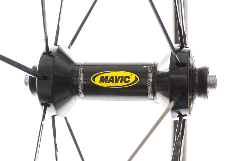 Mavic Cosmic Pro Carbon Clincher 700c Wheelset sticker