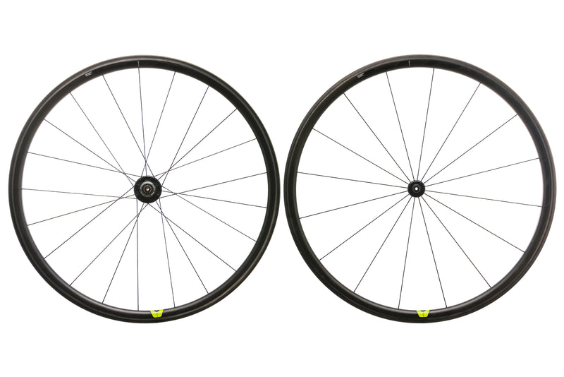 Giant SLR 1 30 Carbon Clincher 700c Wheelset drive side