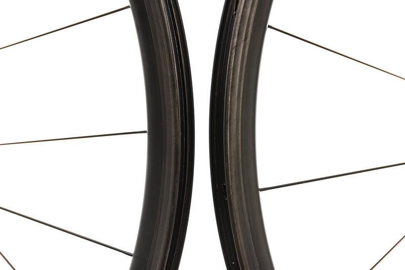 Giant SLR 1 30 Carbon Clincher 700c Wheelset front wheel