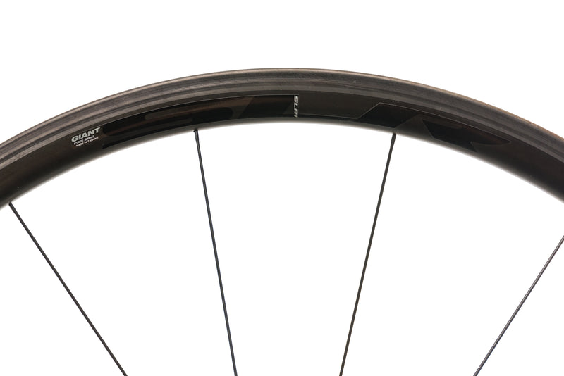 Giant SLR 1 30 Carbon Clincher 700c Wheelset cockpit