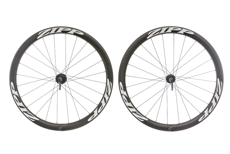 Zipp 302 Carbon Clincher 700c Wheelset non-drive side