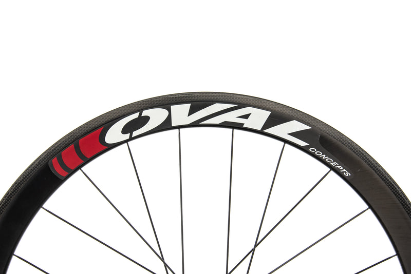 Oval Concepts 946 CX Carbon Tubular 700c Wheelset cockpit