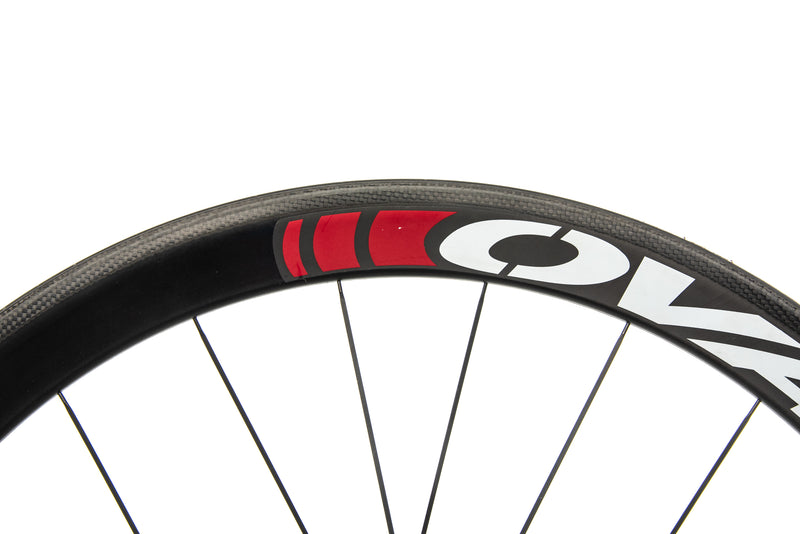 Oval Concepts 946 CX Carbon Tubular 700c Wheelset detail 1