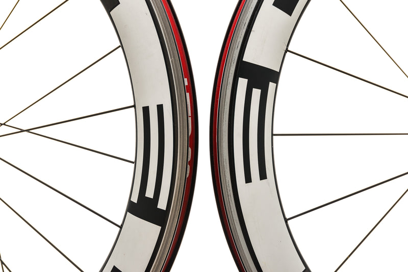HED Jet Six Carbon Clincher 650c Wheelset front wheel