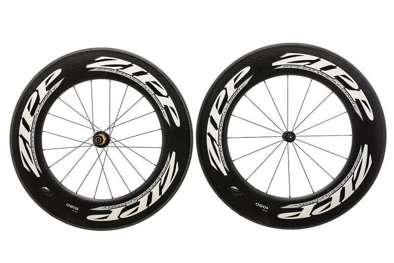 Zipp 1080 Carbon Tubular 700c Wheelset non-drive side