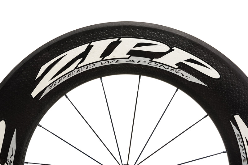 Zipp 1080 Carbon Tubular 700c Wheelset cockpit