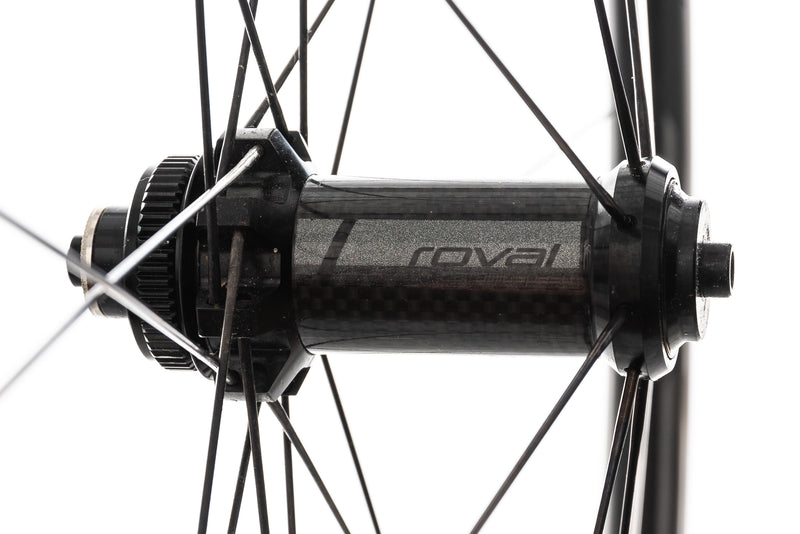 Roval Rapide CLX 40 Disc Carbon Tubular 700c Wheelset sticker