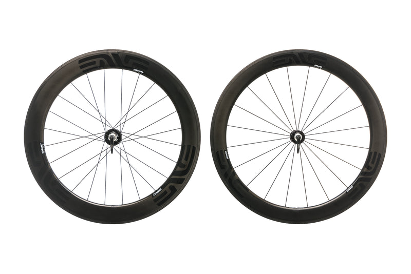 ENVE SES 6.7 Carbon Clincher 700c Wheelset non-drive side