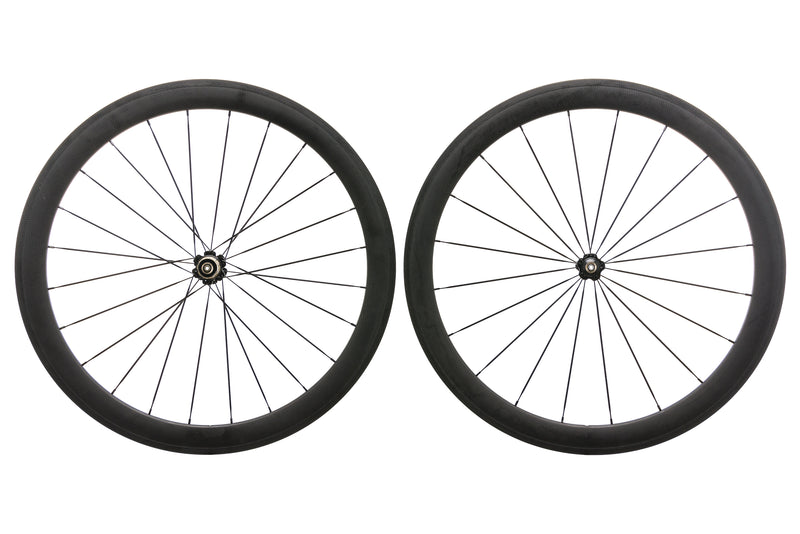 Novatec Carbon Clincher 700c Wheelset drive side