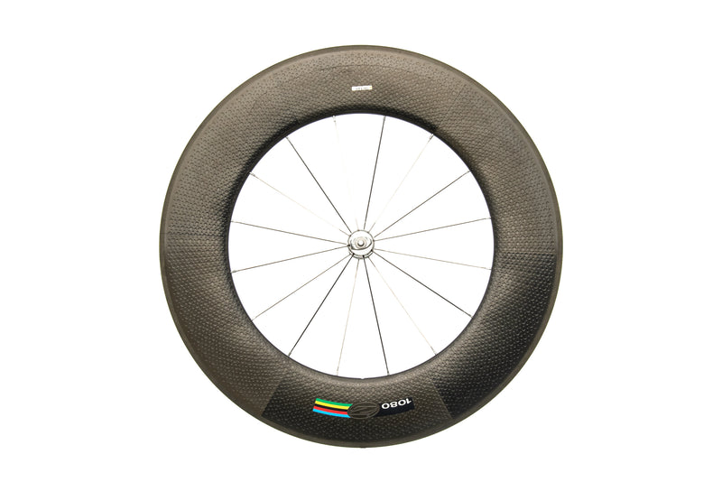 Zipp 1080 Carbon Tubular 700c Front Wheel drive side